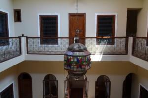 tag1 marrakesch riad in der medina