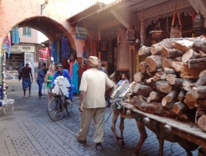 tag2 marrakesch transportarten in den souks