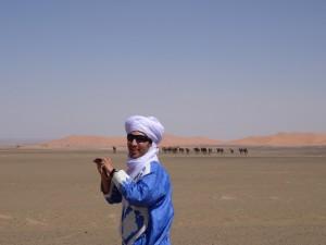 tag4 ankunft in der wüste erg chebbi