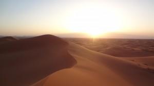 tag4 sonnenuntergang über der wüste erg chebbi 1