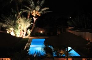 tag7 stimmungsvoller abend am pool
