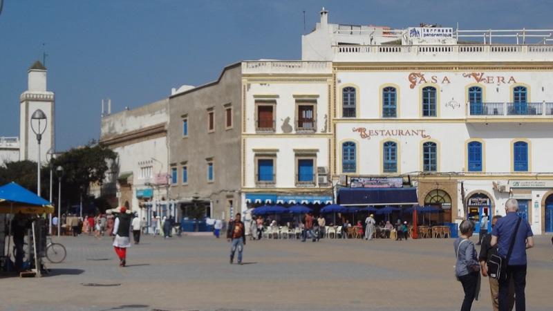 Das beschauliche Essaouira war unser Abschluss der Reise
