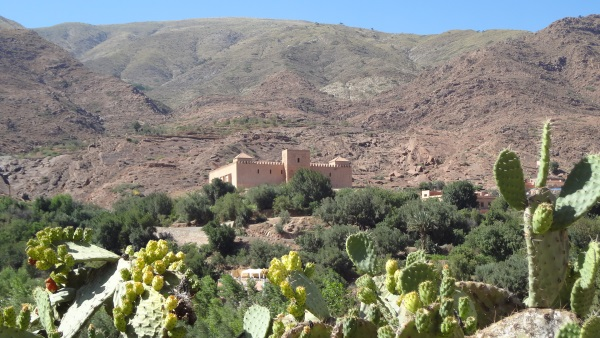 Moschee von Tin Mel im Atlas